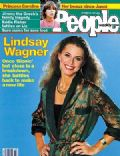 Lindsay Wagner on the cover of People (United States) - October 1981