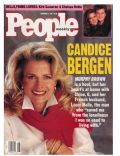 Candice Bergen on the cover of People (United States) - December 1991