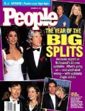 Christie Brinkley, Cindy Crawford, Cindy Crawford and Richard Gere, Julia Roberts, Julia Roberts and Lyle Lovett, Julia Roberts and Richard Gere, Lyle Lovett, Richard Gere on the cover of People (United States) - November 1995