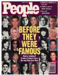 Alanis Morissette, Angela Bassett, Brad Pitt, Brad Pitt and Jennifer Aniston, Dennis Rodman, Fran Drescher, George Clooney, Jay Leno, Jennifer Aniston, Mira Sorvino, Pamela Anderson, Tom Hanks on the cover of People (United States) - August 1996