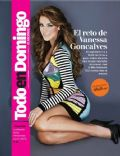 Todo En Domingo Magazine [Venezuela] (14 August 2011)