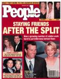 Dennis Quaid on the cover of People (United States) - January 2001