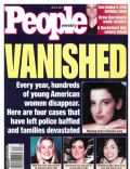 Chandra Levy on the cover of People (United States) - July 2001