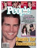 John Kennedy Jr., Téa Leoni, Tom Cruise on the cover of People (United States) - July 2001