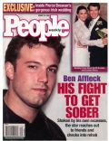 Ben Affleck on the cover of People (United States) - August 2001