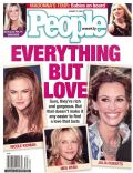 Madonna, Nicole Kidman, Tara Reid on the cover of People (United States) - August 2001