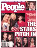 Goldie Hawn, Julia Roberts on the cover of People (United States) - October 2001