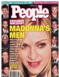 Madonna on the cover of People (United States) - November 2001