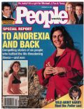 Eric McCormack, Michael J. Fox on the cover of People (United States) - November 2001