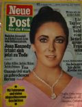 Neue Post Magazine [West Germany] (21 October 1974)