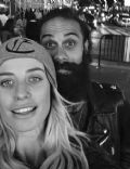 Jason Aalon Butler and Gin Wigmore