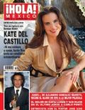 Kate del Castillo on the cover of Hola (Mexico) - February 2007