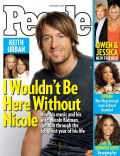 Jennifer Lopez, Jessica Simpson, Keith Urban, Keith Urban and Nicole Kidman, Nicole Kidman, Oprah Winfrey, Owen Wilson on the cover of People (United States) - November 2007