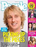 Owen Wilson on the cover of People (United States) - November 2007