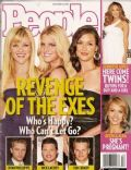 Bridget Moynahan, Bridget Moynahan and Tom Brady, Jennifer Lopez, Jessica Alba, Jessica Simpson, Jessica Simpson and Nick Lachey, Nick Lachey, Reese Witherspoon, Reese Witherspoon and Ryan Phillippe, Ryan Phillippe, Tom Brady on the cover of People (United States) - December 2007
