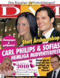 Svensk Damtidning Magazine [Sweden] (6 January 2011)