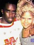 Puff Daddy and Misa Hylton-Brim