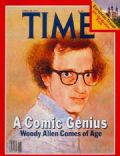 Woody Allen on the cover of Time (United States) - April 1979