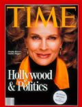 Candice Bergen on the cover of Time (United States) - September 1992