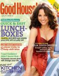 Julia Louis-Dreyfus on the cover of Good Housekeeping (South Africa) - March 2014