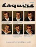 Woody Allen on the cover of Esquire (United States) - September 1964