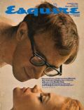 Woody Allen on the cover of Esquire (United States) - February 1966