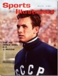 Valeri Brumel on the cover of Sports Illustrated (United States) - July 1961