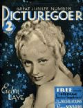 Evelyn Laye on the cover of Picturegoer (United Kingdom) - May 1935