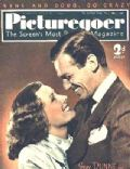 Robert Taylor on the cover of Picturegoer (United Kingdom) - May 1938