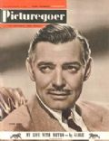 Clark Gable on the cover of Picturegoer (United Kingdom) - September 1949