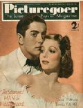 Loretta Young on the cover of Picturegoer (United States) - January 1938