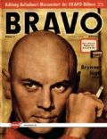Yul Brynner on the cover of Bravo (Germany) - October 1957