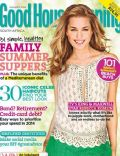 Rebecca Romijn on the cover of Good Housekeeping (South Africa) - January 2014