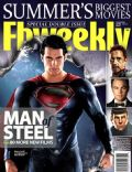 Henry Cavill on the cover of Fbweekly (United States) - April 2013