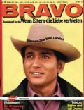 Michael Landon on the cover of Bravo (Germany) - March 1968
