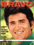 Michael Landon on the cover of Bravo (Germany) - August 1968