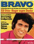 Michael Landon on the cover of Bravo (Germany) - April 1969