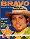 Michael Landon on the cover of Bravo (Germany) - July 1969