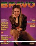 Peggy Lipton on the cover of Bravo (Germany) - May 1971