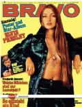 Jane Seymour on the cover of Bravo (Germany) - October 1973