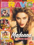 Madonna on the cover of Bravo (Russia) - 2004