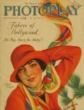 Aileen Pringle, Carl Van Buskirk on the cover of Photoplay (United States) - December 1926