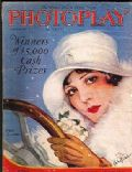 Olive Borden on the cover of Photoplay (United States) - January 1927
