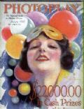 Norma Talmadge on the cover of Photoplay (United States) - July 1927