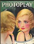 Constance Bennett on the cover of Photoplay (United States) - March 1931
