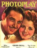 Janet Gaynor on the cover of Photoplay (United States) - April 1931