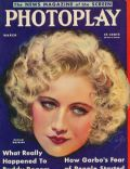 Miriam Hopkins on the cover of Photoplay (United States) - March 1932