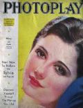 Sidney Fox on the cover of Photoplay (United States) - May 1932