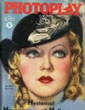 Marion Davies on the cover of Photoplay (United States) - July 1934