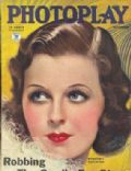 Margaret Sullavan on the cover of Photoplay (United States) - November 1934